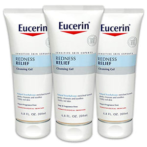 Eucerin Redness Relief Soothing Cleanser - 6.8 OZ