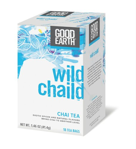 Good Earth Teas Chai Tea Original - 18 Tea Bags.