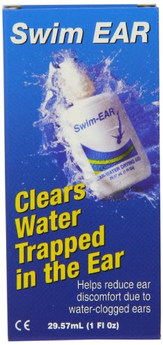 Swim-Ear, clears trapped ear-water drying aid - 1 OZ