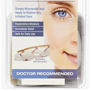 Thermalon Dry Eye Compress, 3.5 X 8 Inches - 1 ea