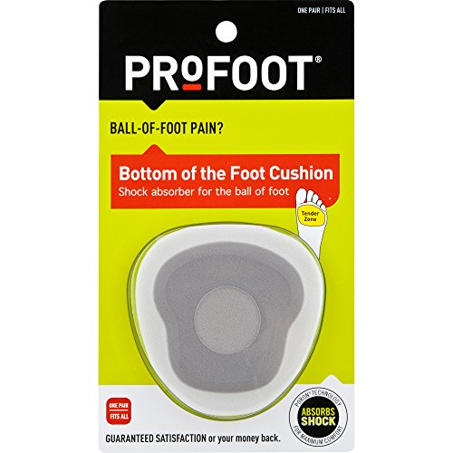 Profoot bottom Of the foot cushion - 1 ea