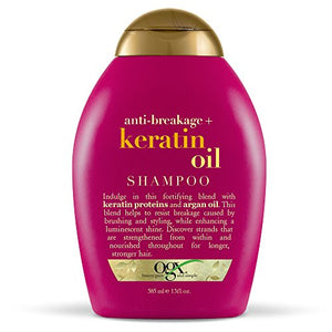 OGX Anti-Breakage Keratin Oil Hair Shampoo- 13 oz