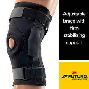 Futuro Sport Hinged Knee Brace, Adjustable - 1 ea.