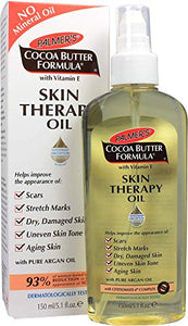 Palmers cocoa butter formula skin therapy oil with vitamin E - 5.1 oz