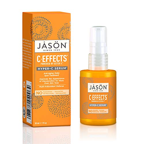 Jason Natural Products - C Effects Pure Natural Hyper-C Serum - 1 oz.