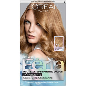 L'Oreal  Feria Multi  Highlights # 73 Golden Sunset Blonde - 1 ea