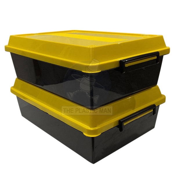 Action Packer Crate 25L - Apc25 Storage Boxes & Crates