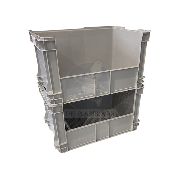 Auto Crate Vented Side Access 50L - IH027