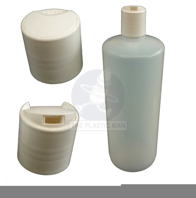 Cap Screw On Push Top - Cap3 Bottles Drums & Jerry Cans