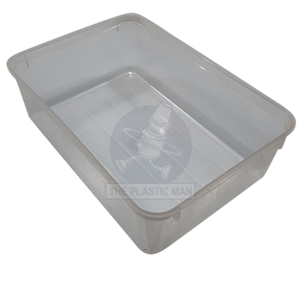 Container Rectangle 5L - Crec5 Storage Boxes & Crates