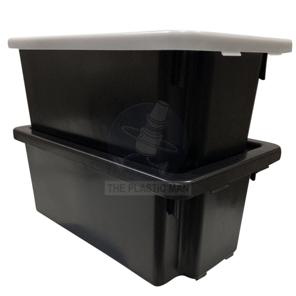 Crate Heavy Duty 52L - Cr52 Storage Boxes & Crates