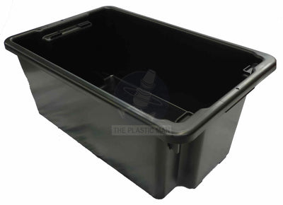 Crate Heavy Duty Flat Bottom 52L - Cr52Flat Storage Boxes & Crates