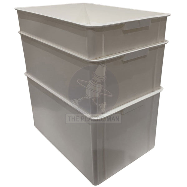 Crate Stackable 65L - Cr65 Storage Boxes & Crates