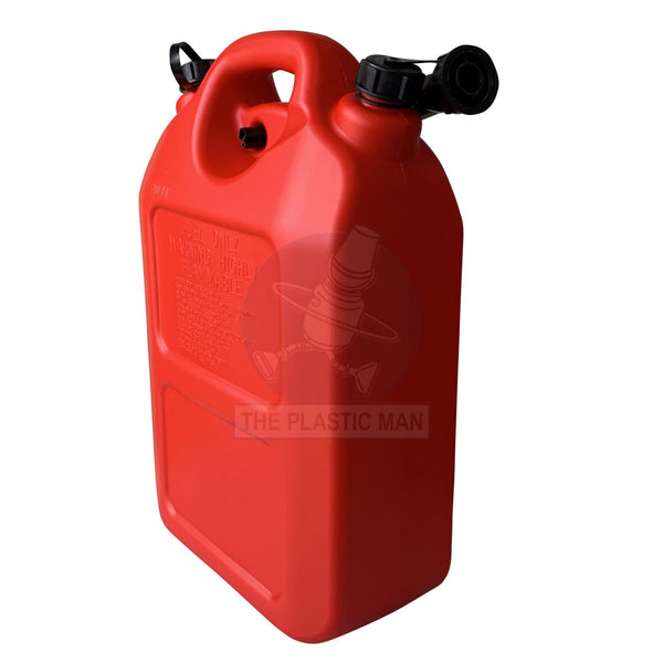 Fuel Container Petrol 20L - Fuelp20 Bottles Drums & Jerry Cans