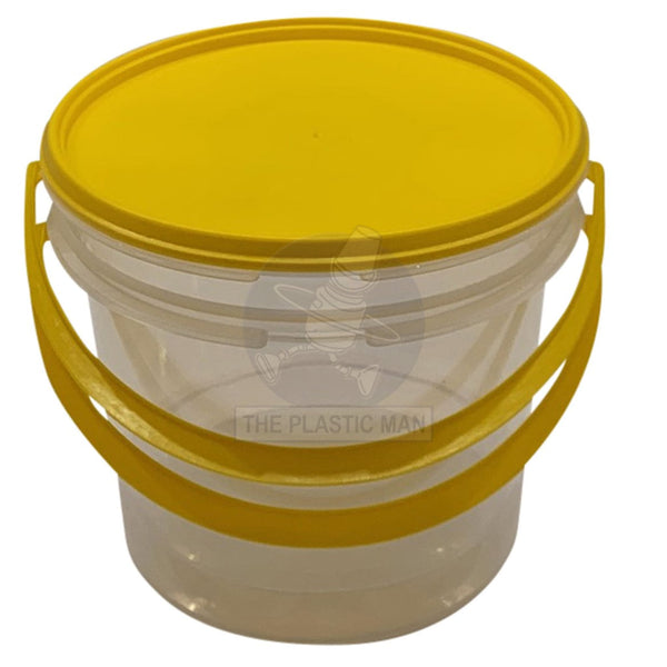Honey Bucket 1.5Kg - Buckh15 Buckets & Jars
