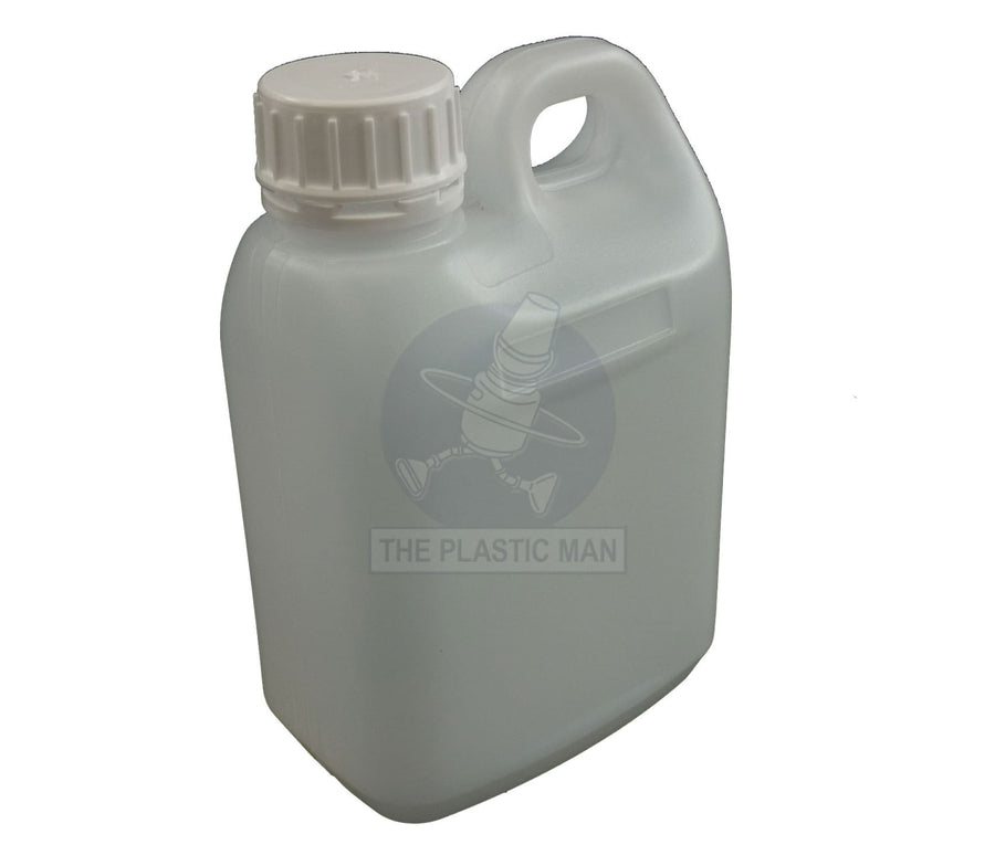 5 LITRE FOOD GRADE PLASTIC WATER JERRY CAN 5L CONTAINER BOTTLE POURING TAP