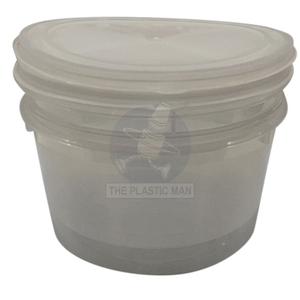 Round Box 3.5L - Rb35 Storage Boxes & Crates