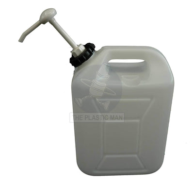 Screw On Pump - Pump3 Bottles Drums & Jerry Cans