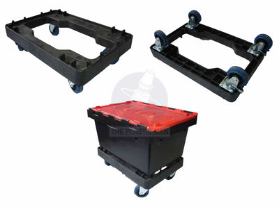 Security Crate Trolley - Seccrtrol Storage Boxes & Crates