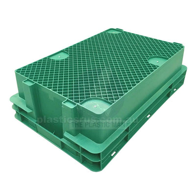 26Ltr Series 2000 Crate (Solid) - Ih2260 Storage Boxes & Crates