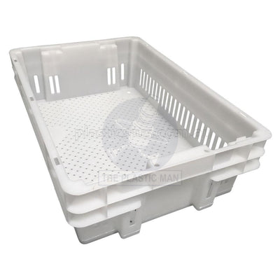 26 Ltr Series 2000 Crate (Vented) - Ih2267 Storage Boxes & Crates