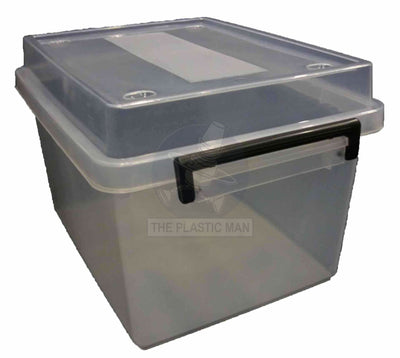 Storage Box 18Lt - Stow18 Storage Boxes & Crates