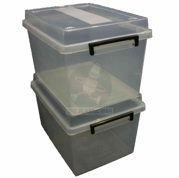 Storage Box 32Lt - Stow32 Storage Boxes & Crates