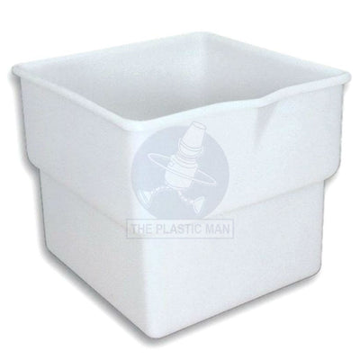 210 Ltr Mobile Food Bin Square Tank-Mh1665 Storage Boxes & Crates