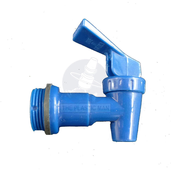 Tap Push Top Blue Lever - Tap2 Bottles Drums & Jerry Cans