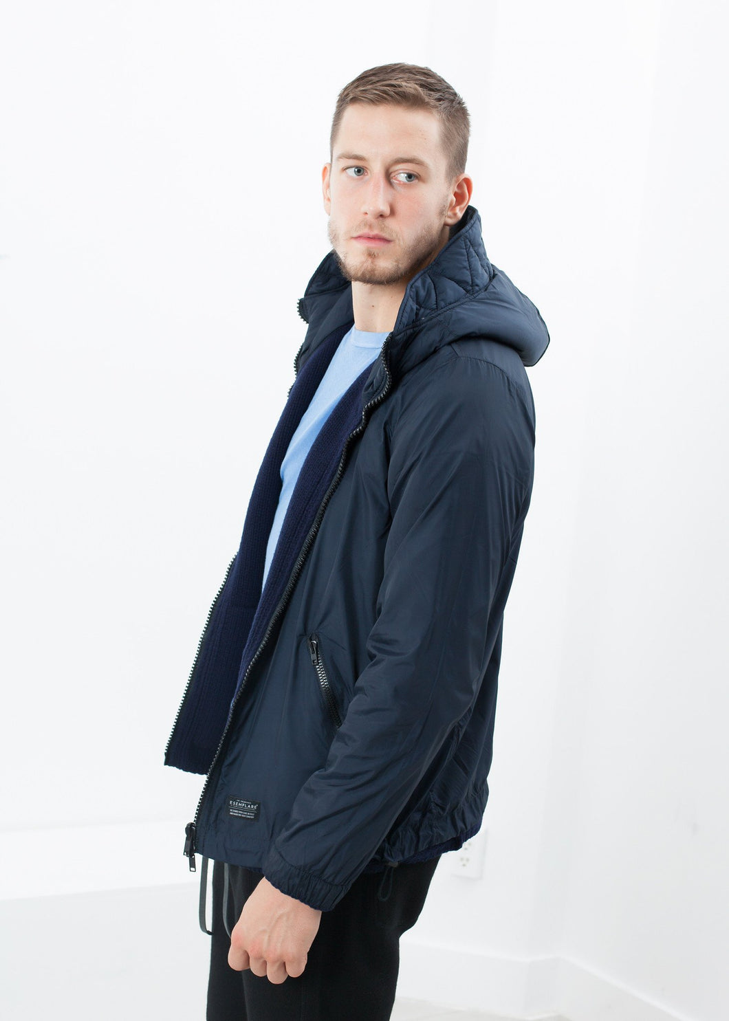 Alverstone Jacket in Midnight