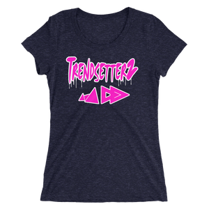 Ladies short sleeve t-shirt