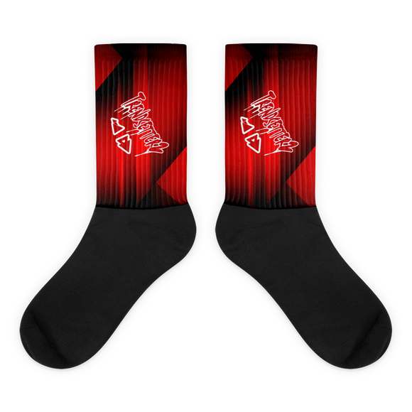 Red Trend Socks