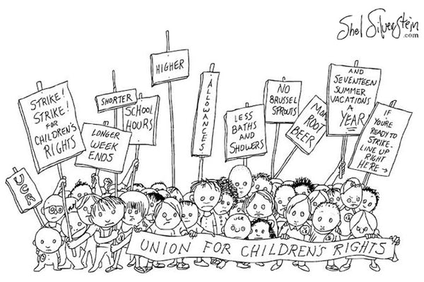 Shel Silverstein Union for Children's Rights
