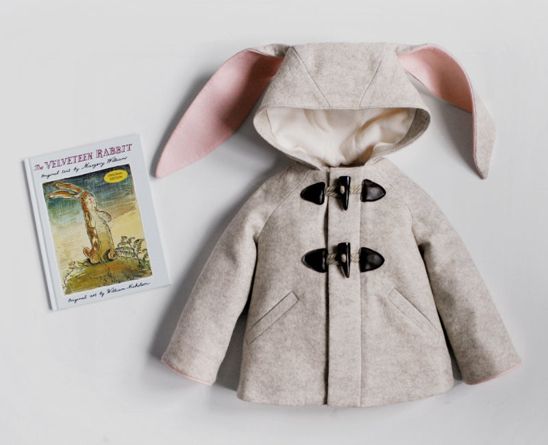 Little Goodall Snowshoe Rabbit Coat and The Velveteen Rabbit Margery Williams