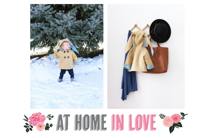 Little Goodall Designer Childrenswear on At Home In Love