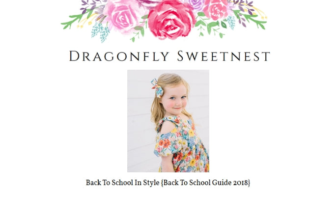 Little Goodall Designer Childrenswear on Dragon Sweetnest