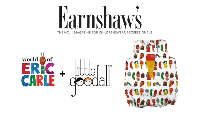 Little Goodall Designer Childrenswear on Earnshaw's