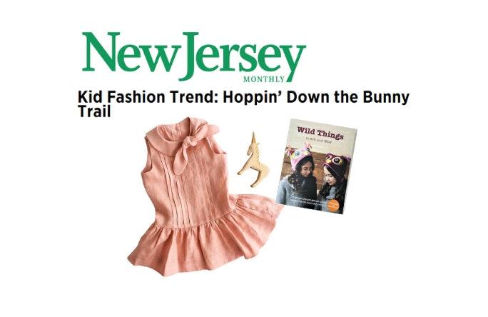 Little Goodall Designer Childrenswear on New Jersey Monthly