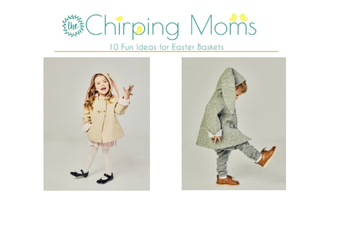Little Goodall Designer Childrenswear on Chirping Moms