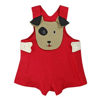 Samples: Boomer Romper 12M & 18M Only