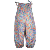 Little Goodall Liberty London Cotton Eben Tumble Cotton Romper for Girls