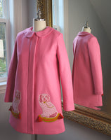Ladies Buffy and Muffy Coat - Willa Heart Collection