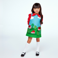 Little Cloud Dress and Bow Blouse: World of Eric Carle™ + Little Goodall