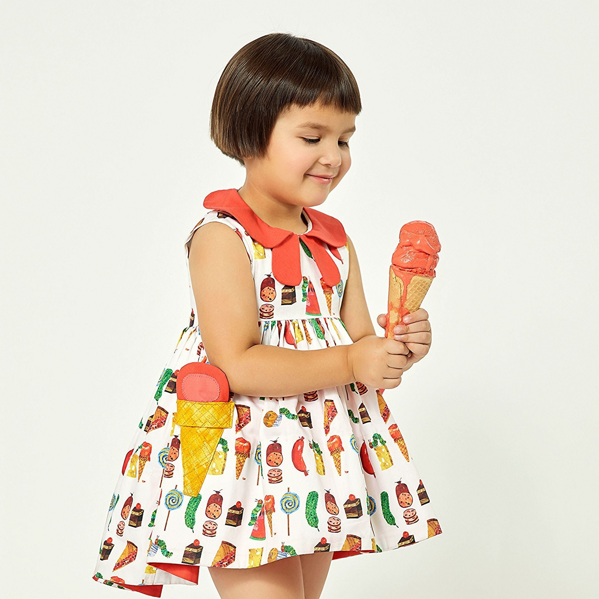 Pre-Order: The Very Hungry Caterpillar™ Two Scoops Dress