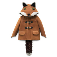 Fantastic Luxe Fox Coat
