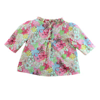 Mauvey Pink Liberty Popover