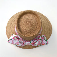 Ladies Meadow Hat in choice of Willa Heart Prints