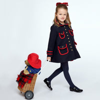 Paddington Station Dress Coat