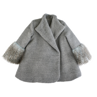 New! Limited Edition Paris Poodle Coat