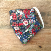 Ladies Cotton Mask in Liberty London Thorpe Print